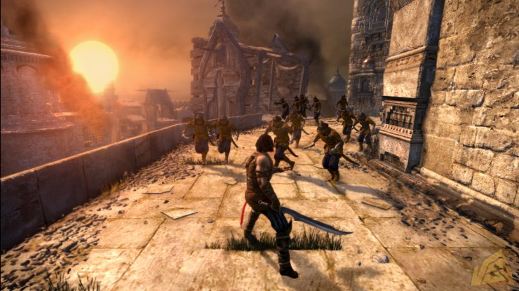 Prince of Persia The Forgotten Sands - 10 March 2011 ...